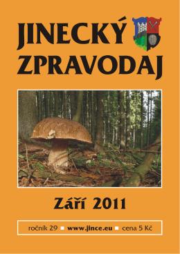 Jinecký zpravodaj titul