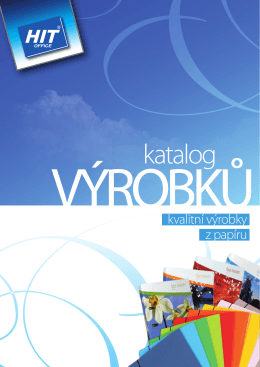 katalog - Hit Office s.r.o.