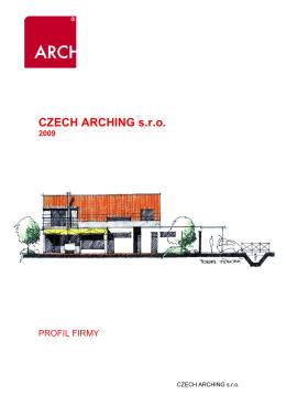 CZECH ARCHING s.r.o.