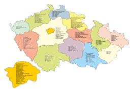 Mapa klubů