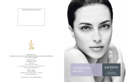 Katalog 2014 - SOTHYS Paris