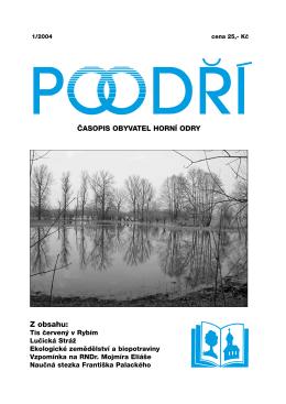 1/2004 v PDF - Časopis Poodří