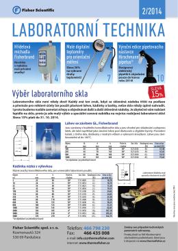 Laboratorní noviny 02/2014