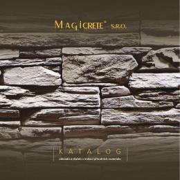 Stahnout PDF katalog - Kamen