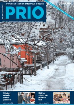 Leden 2013 - Poruba