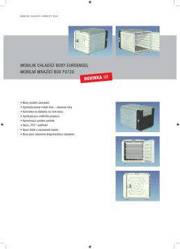 mobilní chladící boxy euroengel mobilní mrazící box f0720