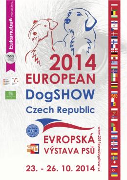 zde - EUROPEAN DogSHOW 2014