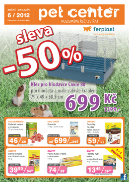 a SLEVA - Pet Center