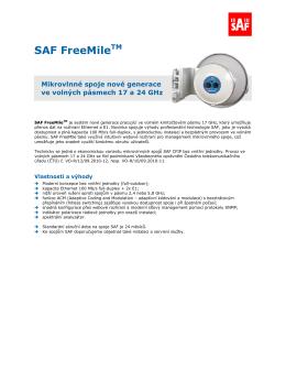SAF FreeMile
