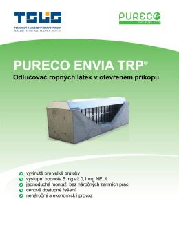 ENVIA TRP - Odlučovače ropných látek v otevřeném