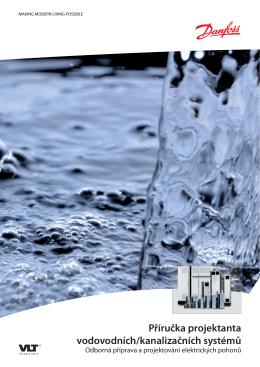 Příručka projektanta vodovodních a kanalizačních systémů