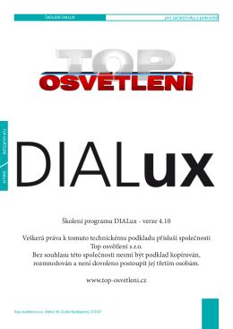 DIALux 4.11.0.0 Light