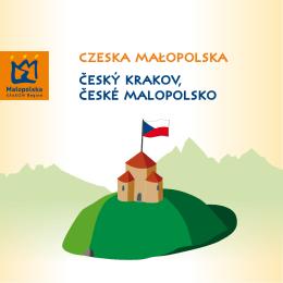 czeska Małopolska Český Krakov, české