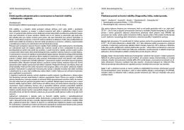 L1 Etické aspekty zahajování péče u novorozence na hranicích