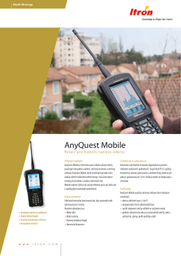 AnyQuest Mobile