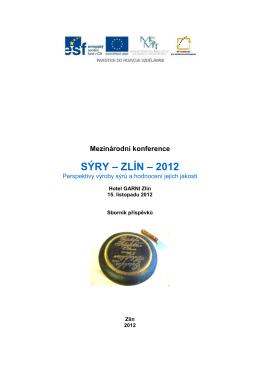 SÝRY - ZLÍN - 2012 sborník.pdf