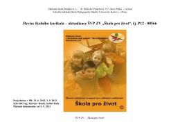 ŠVP ZV 2012/2013 - zš brandýs nad labem, st.boleslav