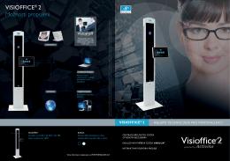 VISIOFFICE® 2 Možnosti propojení