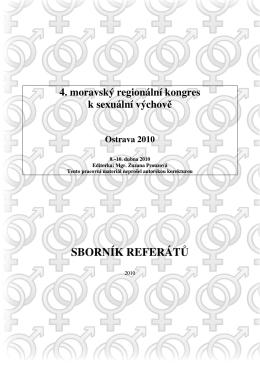Kompletní sborník ve formátu pdf - Společnosti pro plánování rodiny