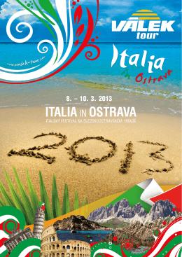 Italia in Ostrava