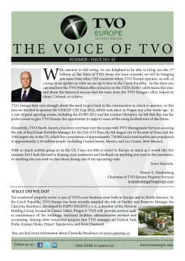 THE VOICE OF TVO