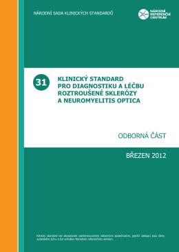 31 - Sekce klinické neuroimunologie