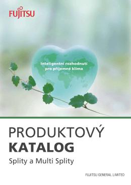 2013 PRODUKTOVÝ KATALOG