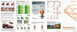 Katalog frézovacích nožů Element Six