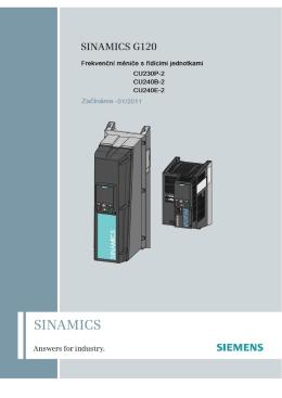 Obsah - Siemens, s.r.o.