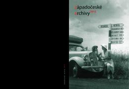 západočeské archivy2012 - Státní oblastní archiv v Plzni