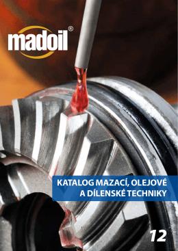Katalog - čerpací a mazací technika