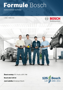 Formule Bosch 1/2011 (PDF)