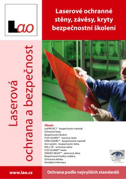 Laserová ochrana a bezpečnost