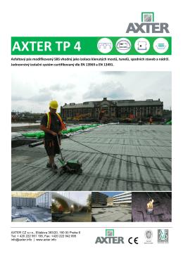 axter tp4