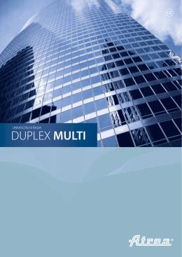 DUPLEX MULTI