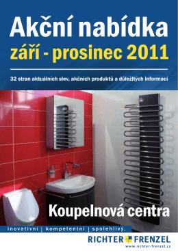 Koupelnovácentra - Richter + Frenzel sro