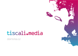 doktorka.cz - Tiscali Media