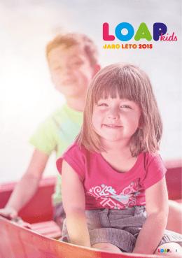 on-line katalog Jaro - léto 2015