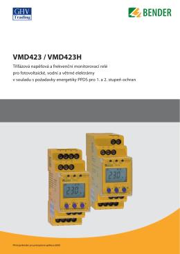 VMD423 / VMD423H