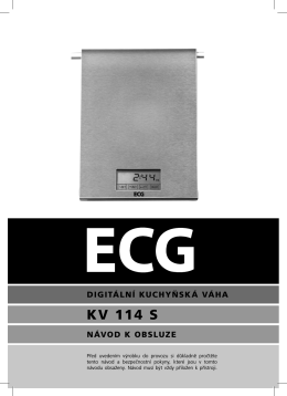 KV 114 S - ElektroMichael.cz