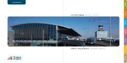 profil společnosti company profile letiště praha prague airport