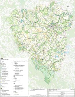 1. Výkres hodnot území - Geoportál Plzeňského kraje