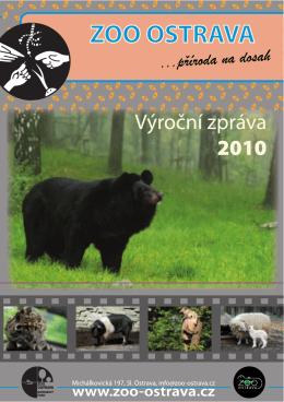 výroční zpráva 2010 ( 3,81 MB )