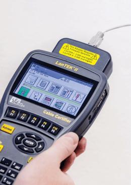 Certifikační měřící přístroje