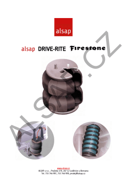 katalog DRIVE-RITE