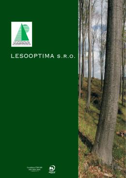 LESOOPTIMA s.r.o.