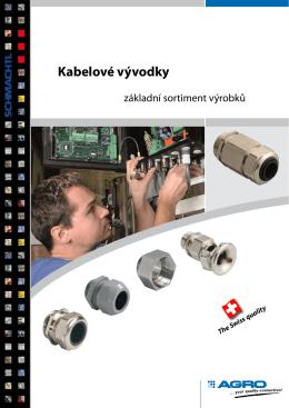 Kabelové vývodky