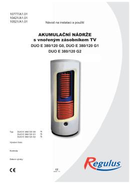 Akumulacni nadrze DUO E-380-120 G2-v1.2 - A4 - CZ.indd