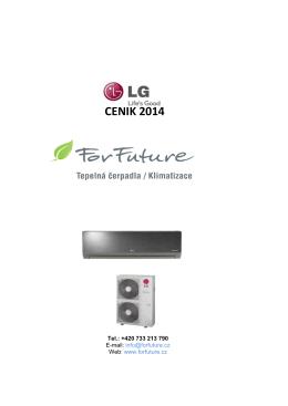 CENÍK 2014 - ForFuture