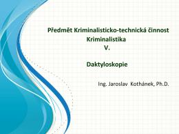 4. přednáška
